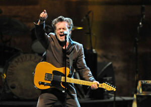 JOHN MELLENCAMP - BEST SEATS ANYWHERE - FRONT ROW ON FLOOR !!!