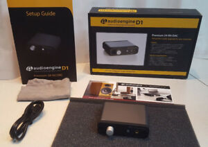 Audioengine D1 Premium 24-bit DAC/HEADPHONE AMP Interface