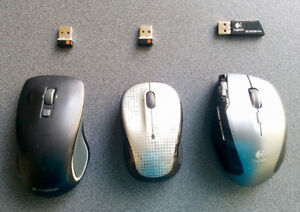 Various PC Accessories (Mice, Keyboards, Webcams, etc) for Sale!