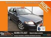 Volvo V50 2.0D S Estate 5d 1997cc