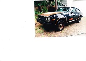 for sale 2 1979 amx's