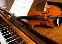 Piano, Violin, and Theory Lessons!