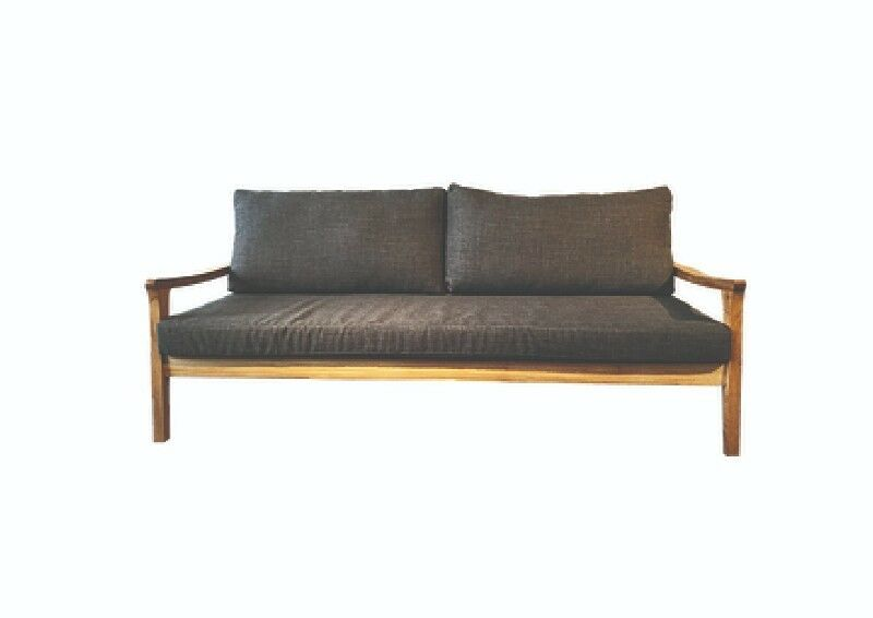 BOO FURNITURE SOLID TEAK WOOD - SOFA