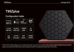T95Z Android TV Box Octa Core, With KODI