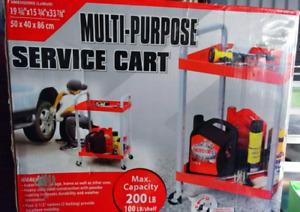 Multi-Purpose Service Cart