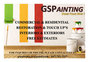 PaintersPainting & Flooring Services...Done Your Way