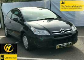 image for Citroen C4 1.4i 16v ( 90hp ) 2006, VT, Low Warranted Mileage, AA Approved