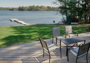 Muskoka cottage rental - $2500 per week  - Long weekend avail!