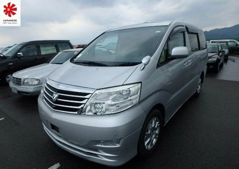 2007 (07) TOYOTA ALPHARD MZ G EDITION 3.0 V6 Automatic Elgrand 2WD