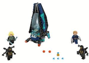 LEGO Avengers 76101 Outrider Dropship (Open box)