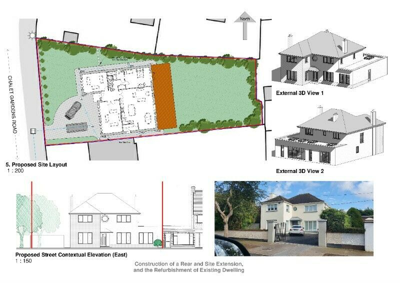 Architectural Draughtsman - Drafting, Architectural & Planning Permission Services