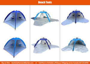New Camping Tent Beach Umbrella Shelter Instant/Auto Popup