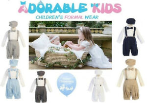 BRAND NEW Christening Dress, Baptism Gown,  & Boy Baptism Outfit