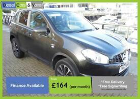 Nissan Qashqai 1.6dCi 2WD 130bhp N-Tec Plus FSH ONLY 42K £30 a year tax