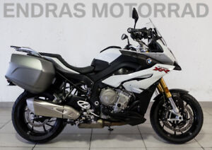 2016 BMW S1000XR - Light White - $15,499 + HST