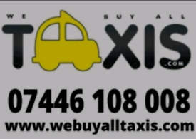Sell Your Taxi - We Buy Any Taxi UK Nationwide - UK No.1 Taxi Buyer