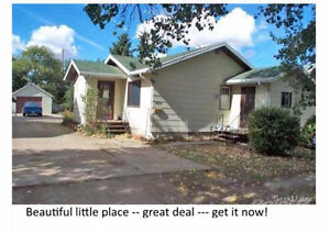 BEST DEAL ON SMALL HOUSE YOU CAN FIND IN AREA