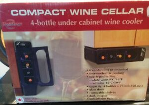 Koolatron Mini Wine Cooler / Cellar / Fridge - NEW
