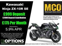 Kawasaki Ninja ZX-10R SE 2018 Model Brand Nw Limited Availability