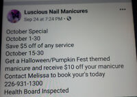 Luscious Nail Manicures