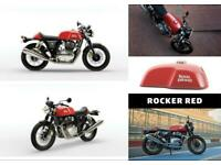 New Royal Enfield Continental GT 650 Twin Euro 5