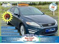 2014 Ford Mondeo 2.0 TDCi ECO Zetec Business 5dr Hatchback Diesel Manual
