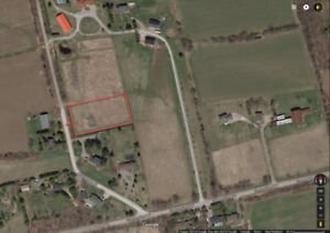 Residential farmland 1 acre lot for sale in Flamborough, ON