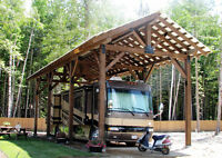 SERVICED RV LOTS SHUSWAP RECREATION at SEYMOUR ARM