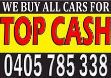TOP CASH FOR ALL CARS UNWANTED, DAMAGE, SCRAP, WRITTEN OFF & .... Wollongong 2500 Wollongong Area Preview