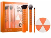 Brand new Boxedxmas gift Real Techniques Fresh faced favourites makeup brushes New