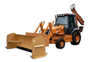 Snow Plow Pusher. Folding or Straight