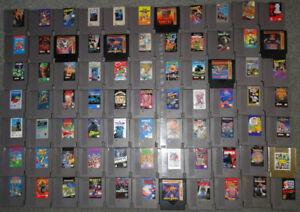 Jeux NES loose, en boite et console Nintendo