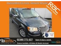 Chrysler Grand Voyager 2.8CRD Limited MPV 5d 2776cc auto