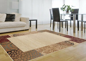 New in Package - Universal Rugs 105202 Ivory 8x10 Area Rug