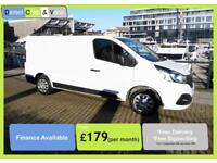 Renault Trafic 1.6dCi SWB Van SL29 115 Business Air con ** NEW SHAPE **