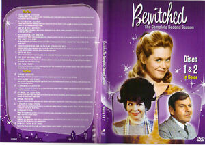 Bewitched - The Complete Season 2 (5 DVDs, 38 Episodes)
