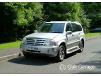 2003 Suzuki Grand Vitara 2.7 V6 XL-7 5d 171 BHP Estate Petrol Manual