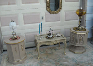 Accent Table / Stands (chic Ivory) 45.00 Each