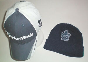TaylorMade Toronto Maple Leafs Cap and Toque London Ontario image 1