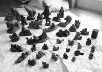 Over 40 Canadian Sculptures