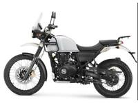 2018 ROYAL ENFIELD HIMALAYAN THE ADVENTURE BEGINS