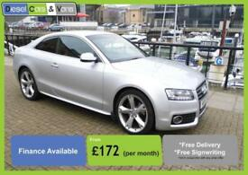 Audi A5 2.0 TDI S Line Special Edition 2010 FSH