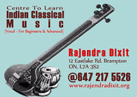 Indian Classical Music Lessons in Brampton