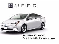 ** TOYOTA PRIUS PCO CAR RENTAL/RENT/HIRE/TAXI - UBER READY **