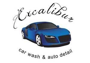 Car Detailing - Excalibur Car Wash & Auto Detail Joondalup Joondalup Area Preview