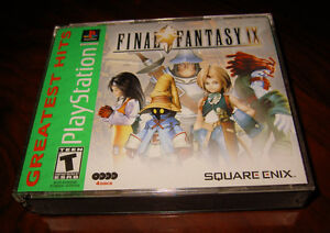 Final Fantasy 9 pour Playstation (PS1)