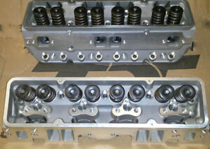 SBC 327 350 400 ALUMINUM HEADS - BRAND NEW REDUCED! FIRST $1,250