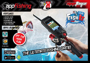 $20 - OBO - App Fishing. real fishing on your iPOD / iPhon.