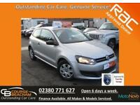 Volkswagen Polo 1.2 (60ps) S Hatchback 3d 1198cc