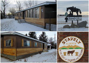 Modern House on Private Corner Lot in Stavely - 3bdr